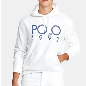 Polo Ralph Lauren 1992 Hoodie Sweater